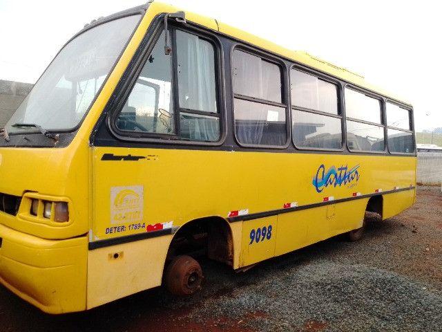 Micro ônibus marcopolo senior gv - Foto 5