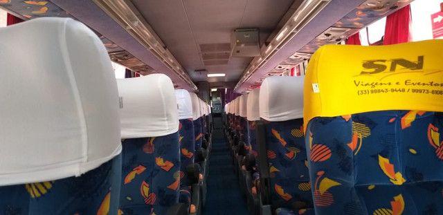 Ônibus Executivo Scania k124 confort ship - Foto 6