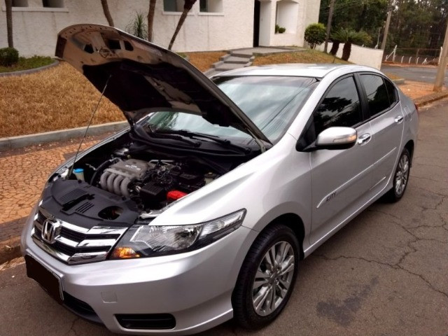 Honda city 1.5 aut 2013 - Foto 7