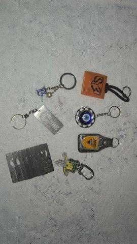 Chaveiros botons porta crachás - Foto 5
