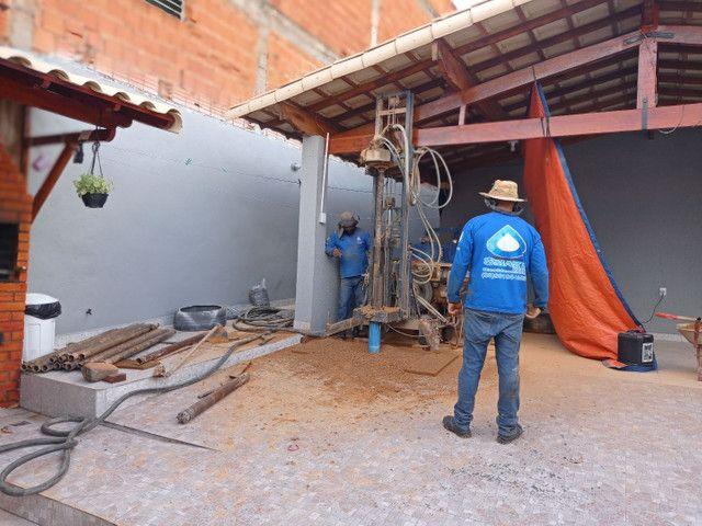 Poço artesiano para residências e empresas.  - Foto 6