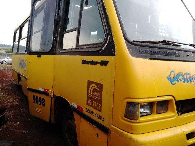 Micro ônibus marcopolo senior gv - Foto 7