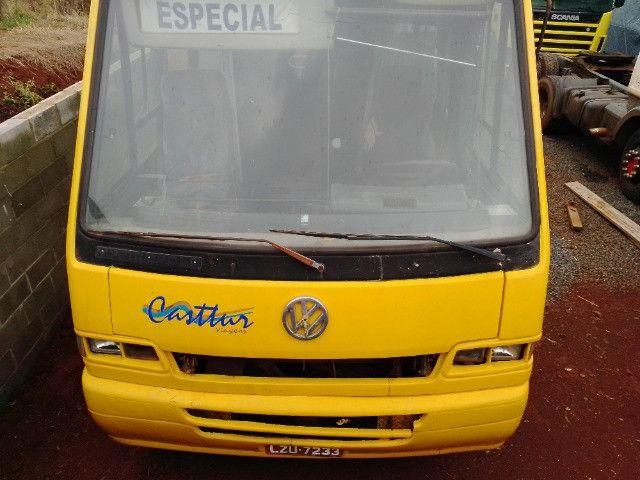 Micro ônibus marcopolo senior gv - Foto 6