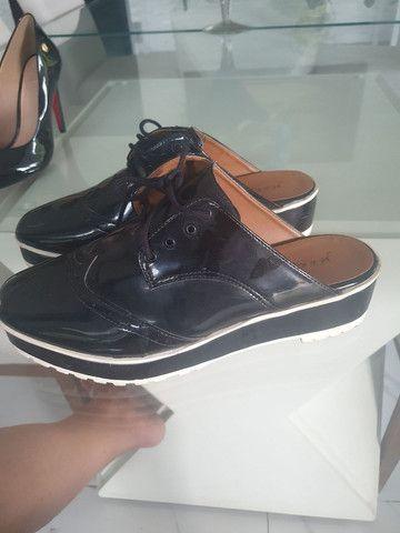 Sapato Feminino número 42 - Foto 3