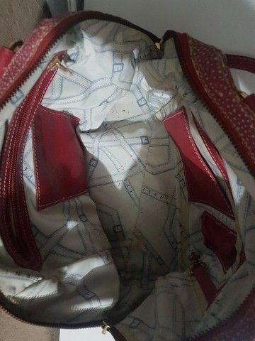 Bolsa de couro Ferni - Foto 2