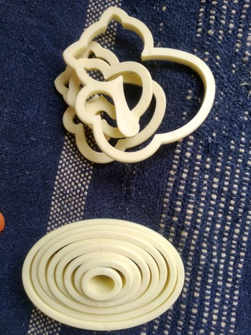 Material para Biscuit - moldes, cortadores, formas, etc. - Foto 3