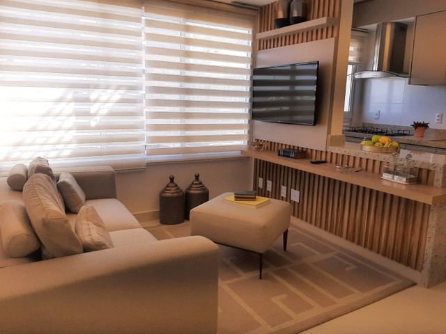 Apartamento com 64 m² sendo 2 quartos no Jardim Europa - Go - Foto 9