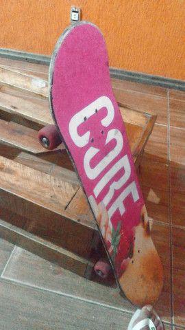 Skate Feeling semi novo - Foto 5