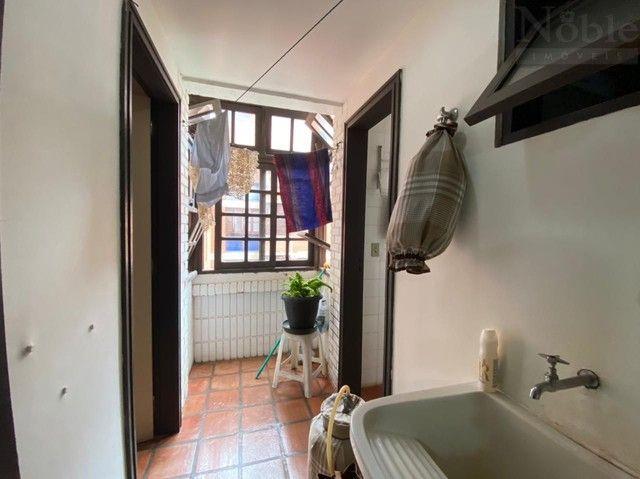 Apartamento de 2 dormitórios mais dependência na Praia Grande - Foto 13