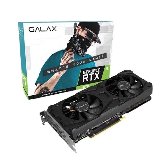 Galax GeForce Rtx 3060 (1-Click-oc LHR) 12GB Gddr6 192-bit