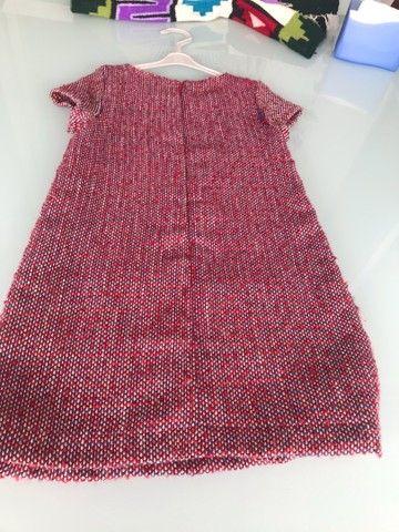 Vestido infantil tamanho 10 - Foto 2