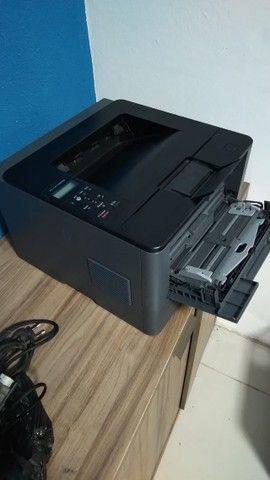 Impressora Brother HL-L5102 5102 dw super nova - Foto 5