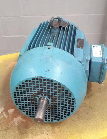 Motor WEG 12,5 CV - Foto 2