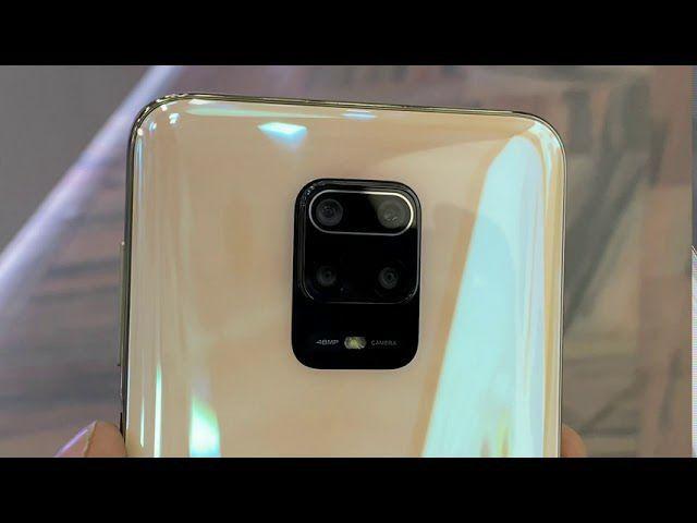 Xiaomi note9 s 128 lacrado  - Foto 2