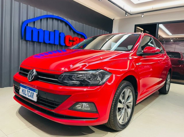 VW POLO HIGHLINE 200 TSI 1.0 FLEX AUT 2018/2018