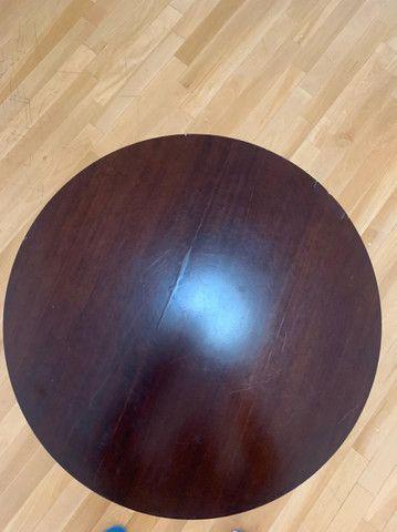 Mesa de canto redonda - Foto 3