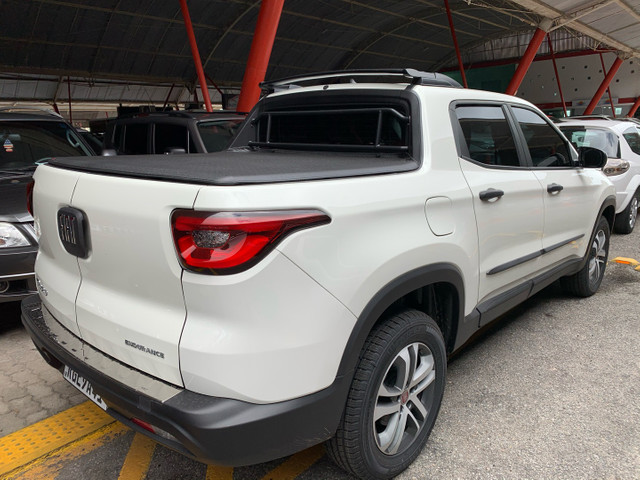 Fiat  toro  2021 flex. Manual  okm pronta entrega  - Foto 5
