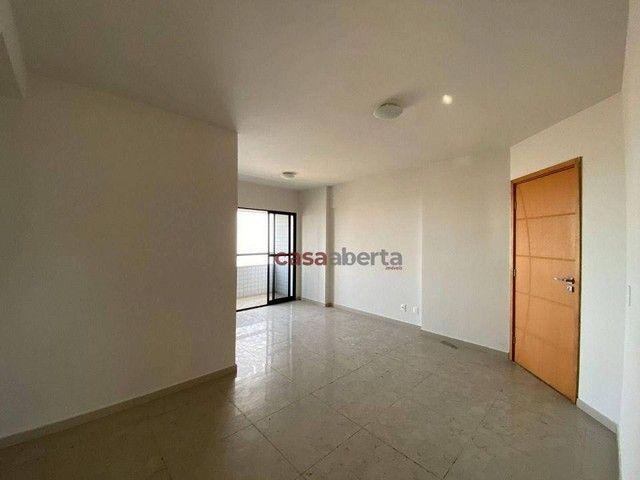 Apartamento com 3 dormitórios à venda, 94 m² por R$ 480.000,00 - Petrópolis - Natal/RN - Foto 2