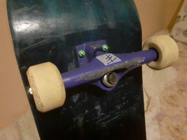 Skate semi novo - Foto 3