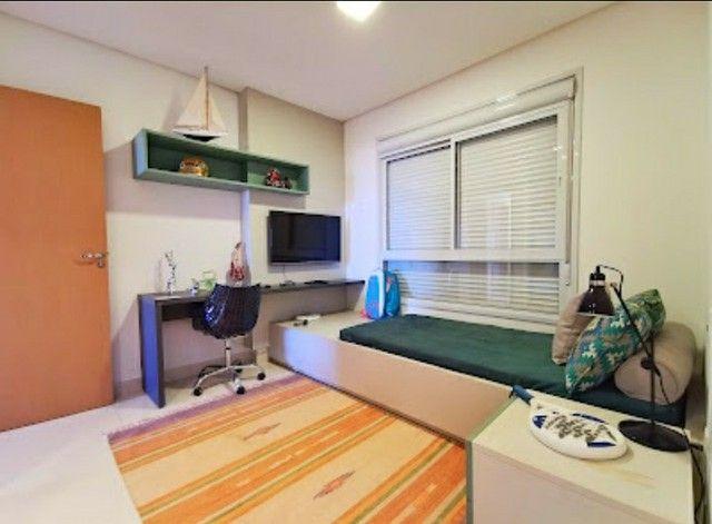 Apartamento mobiliado - Parque Lozandes 163m - Foto 17