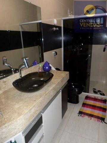 Casa à venda com 4 dormitórios em Santa mônica, Belo horizonte cod:158 - Foto 14