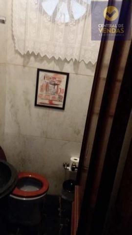 Casa à venda com 5 dormitórios em Garças, Belo horizonte cod:482 - Foto 2