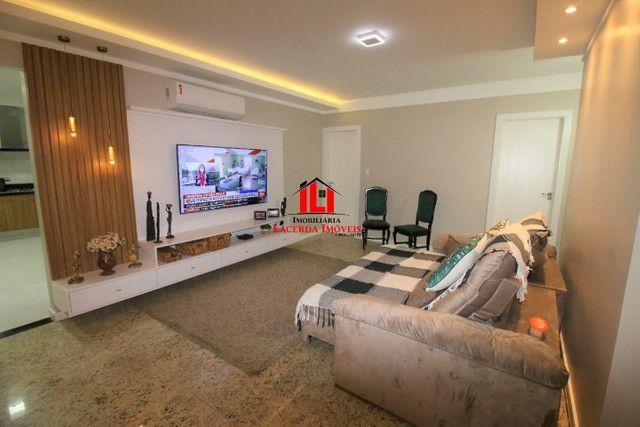 Apartamento com 3 suítes na Orla da ponta negra - Edifício castelli - Foto 13