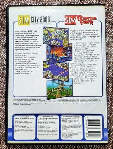 Sim City 2000 + Sim Theme Park PC - Foto 2