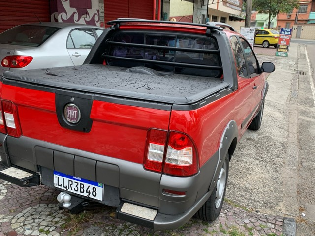 FIAT STRADA CAB DUPLA - Foto 7