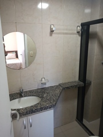 LS. Alugo apartamento mobiliado de 2 quartos na navegantes r$ 3.000,00 incluso taxas - Foto 9
