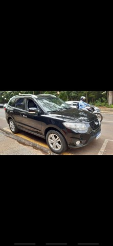 Hyundai santa fé 2011 ,3.5 v6 - 4x4 - Placa A (Impecável)  - Foto 2