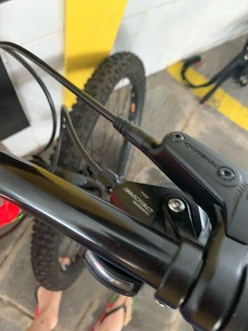 Bike Bicicleta Cannondale Trail 7 2020 c/ conjunto deore + slx - Foto 4
