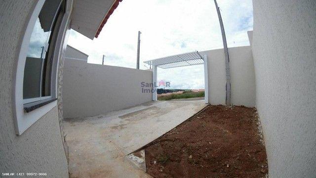 Casa para Venda em Ponta Grossa, Porto Feliz, 3 dormitórios, 1 banheiro, 2 vagas - Foto 3