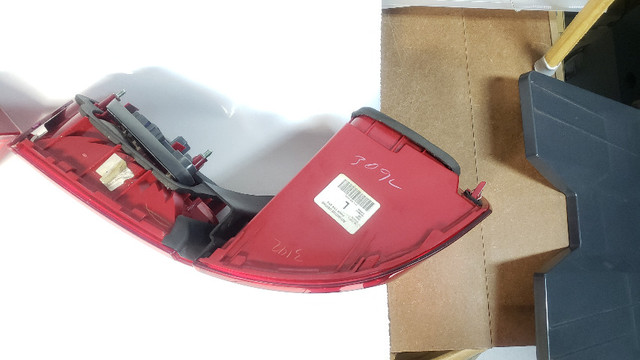 Jogo completo Lanterna Traseira Jetta TSi 2012 - Usado, Original - Foto 12
