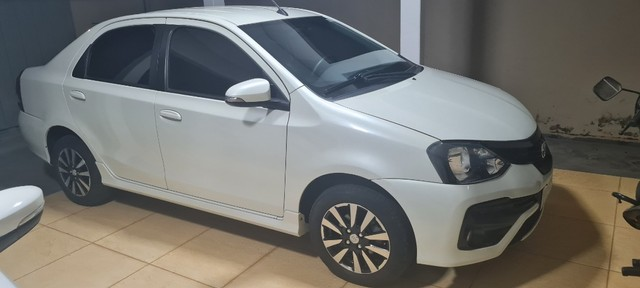 Etios Sedan 1.5 XLS -  2018/19