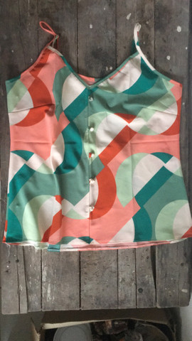 Blusa feminina Estampada  - Foto 4
