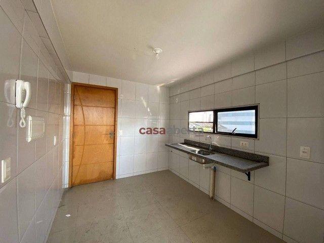 Apartamento com 3 dormitórios à venda, 94 m² por R$ 480.000,00 - Petrópolis - Natal/RN - Foto 5