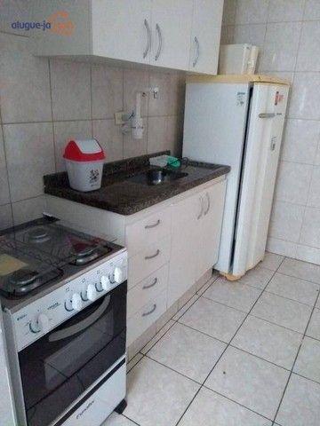 Apartamento com 1 dormitório para alugar, 50 m² por R$ 1.100/mês - Centro - São José dos C - Foto 8