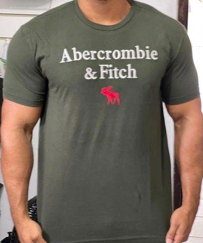 Camisas Abercrombie  70,00 - Foto 5