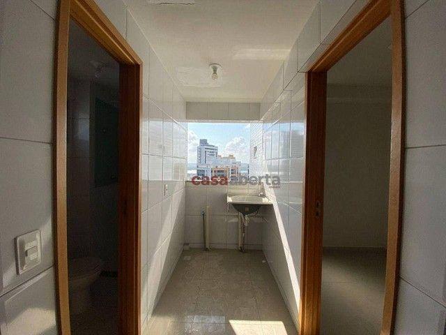 Apartamento com 3 dormitórios à venda, 94 m² por R$ 480.000,00 - Petrópolis - Natal/RN - Foto 7