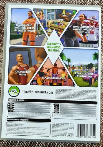 The Sims 3 Pacote Inicial PC/Mac - Foto 2