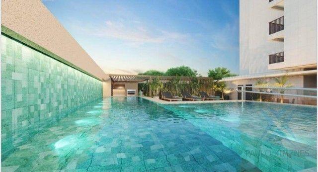 Apartamento compacto à venda, 37 m² por R$ 322.000 - Engenheiro Luciano Cavalcante - Forta - Foto 10