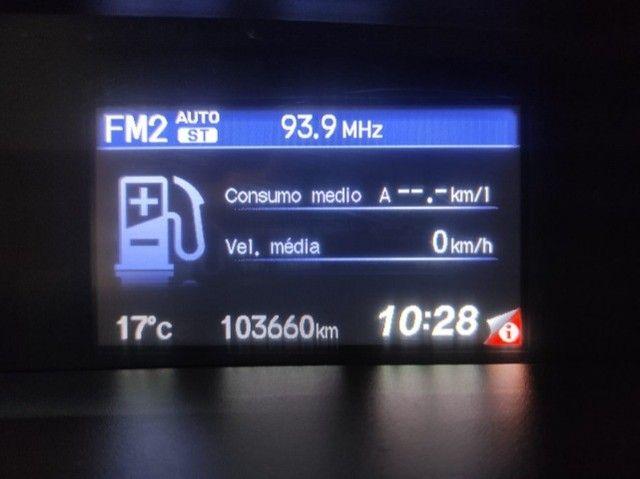 Civic Lxr 2.0 Flexone 2014 Automático , bancos em couro , completo  - Foto 14