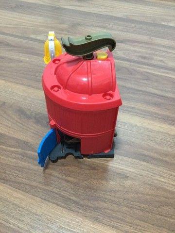 Hotweels city manobra no corpo de bombeiros mattel  - Foto 4