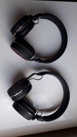 2 Headphones Sem Fio - Foto 2