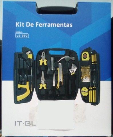 Kit de Ferramentas It-Blue LE-992 - Foto 3