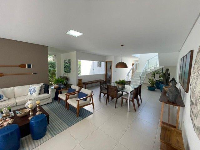 Casa de condomínio para venda possui 450000 metros quadrados com 5 quartos - Foto 10