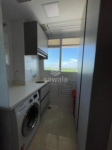 Apartamento 2 quartos a venda Ilha Pura | Vista Lagoa | Todo montado Armários. - Foto 6