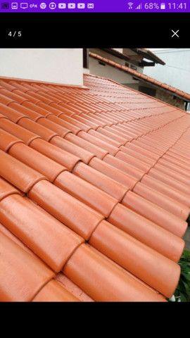 Limpeza de telhado  - Foto 4