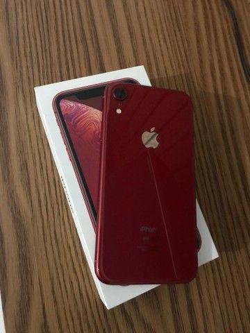 iPhone XR 64GB com garantia até ano que vem !! - Foto 2